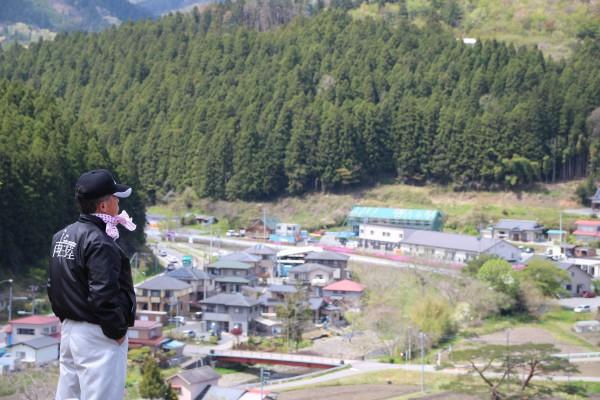 【レポート】花見山プロジェクト応縁団限定ツアーを開催しました