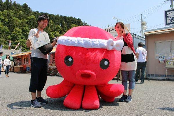 【終了】7月17日開催 オクトパス君とおでって!