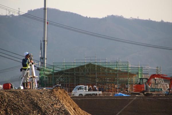 【完成予想図引用】志津川地区の橋梁工事進捗状況(2016年12月)