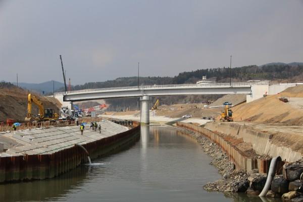 【新道路開通!】八幡橋~国道398号線