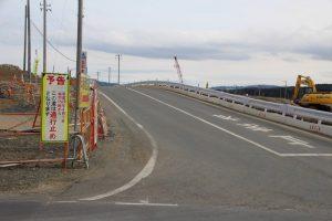 【4月1日】志津川地区・迂回路(助作)通行止めのお知らせ