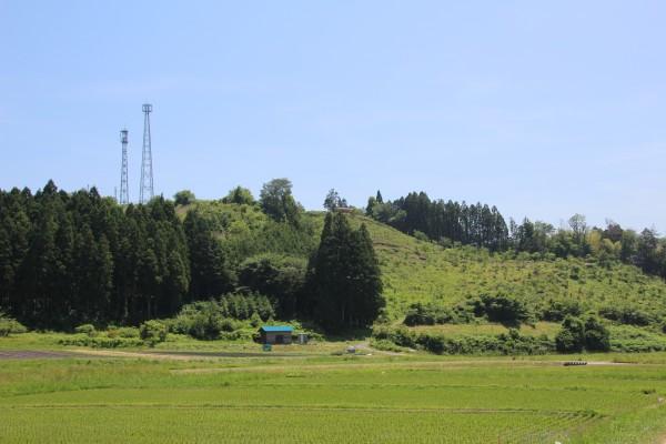 【季節の定点観測】入谷地区 花見山から